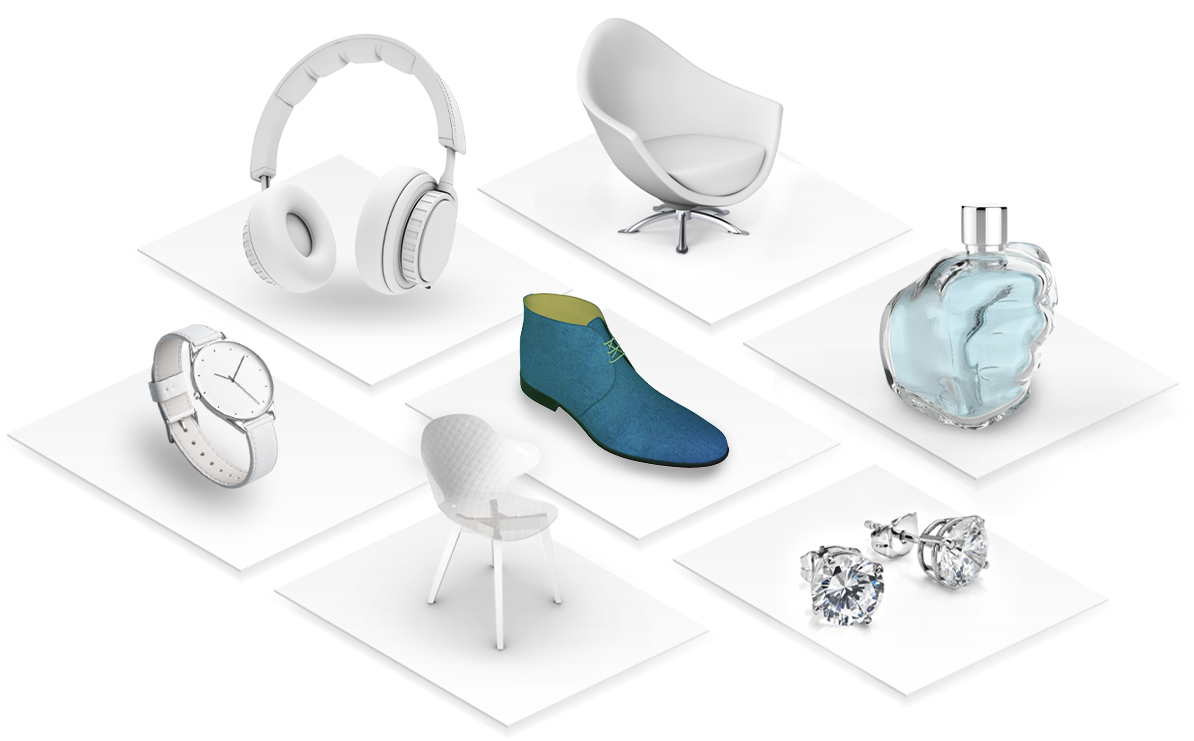 UNIQUE 3D SOLUTIONS TO FIT YOUR EVERY BRAND GOAL