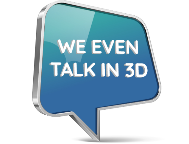 STAY UP TO DATE WITH OUR LATEST NEWS ABOUT THIS 3D WORLD